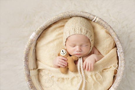 newborn baby photographer in scottsdale