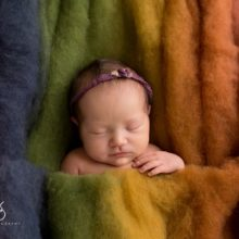 A Baby Story: After the Storm Comes a Rainbow | Phoenix Newborn Photographer